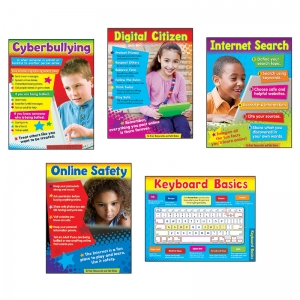 PRIMARY TECHNOLOGY 5 ST LEARNING  CHARTS COMBO PACK
