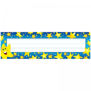 DESK TOPPERS SUPER STARS 36/PK 2X9