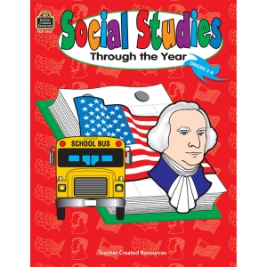 SOCIAL STUDIES THROUGH THE YEAR  PRIMARY