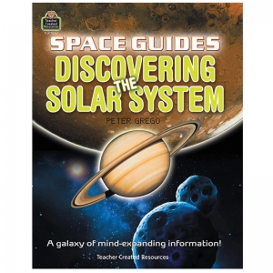 SPACE GUIDES DISCOVERING SOLAR  SYSTEM GR 5 & UP