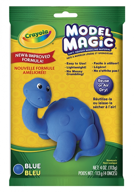 MODEL MAGIC 4 OZ BLUE