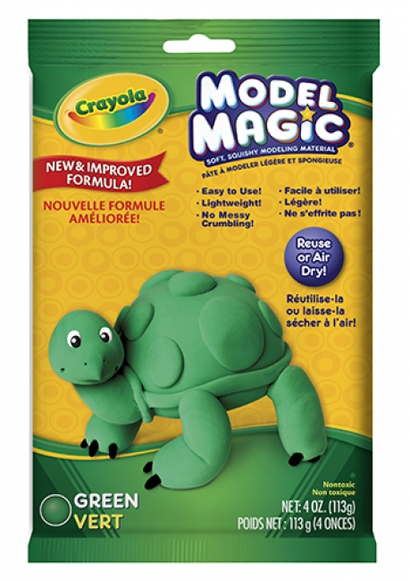 MODEL MAGIC 4 OZ GREEN