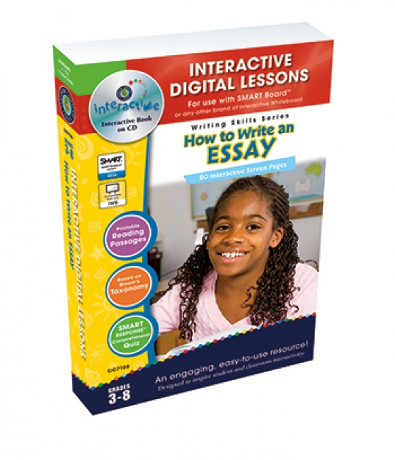 HOW TO WRITE AN ESSAY INTERACTIVE