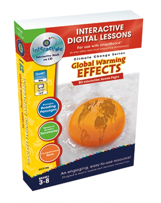 GLOBAL WARMING EFFECTS INTERACTIVE
