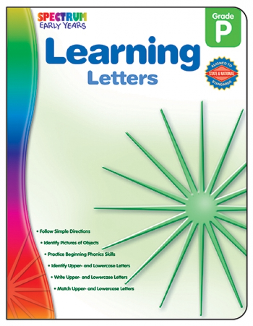 READINESS LEARNING LETTERS SPECTRUM