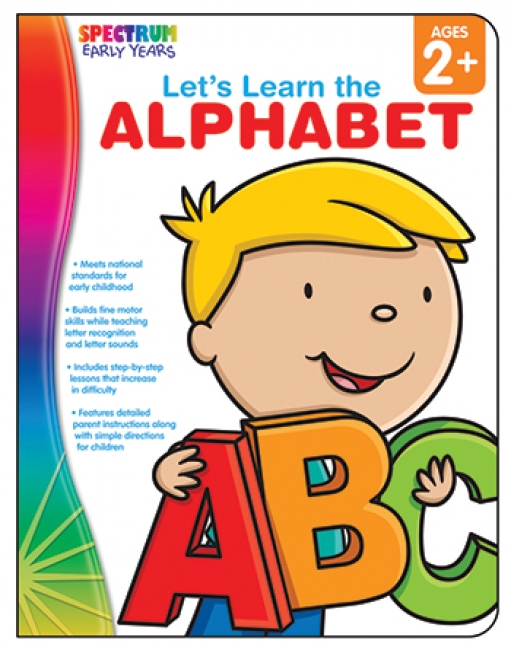 LETS LEARN THE ALPHABET SPECTRUM
