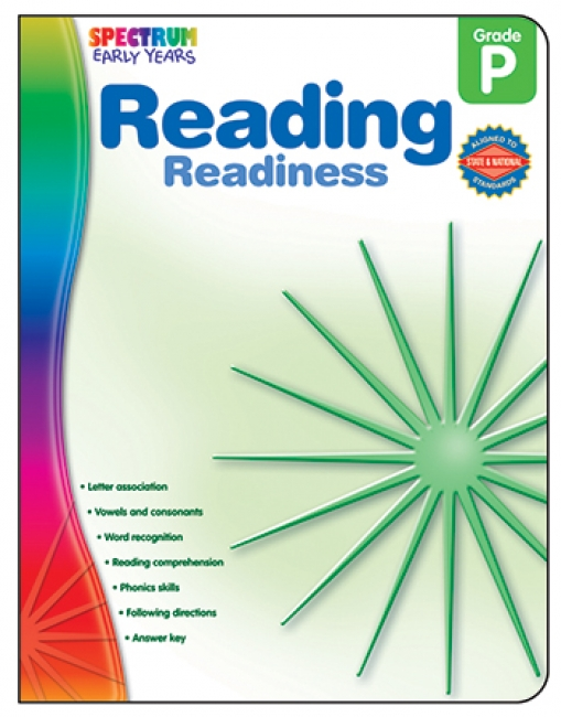 READING READINESS SPECTRUM EARLY