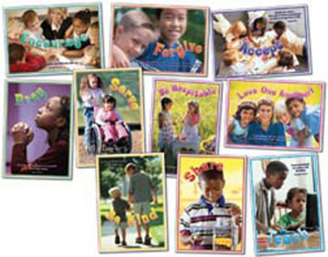 LOVE ONE ANOTHER BB SETS 3-PK  CHRISTIAN