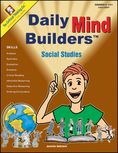 DAILY MIND BUILDERS SOCIAL STUDIES
