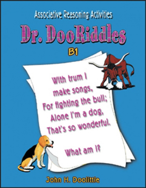 DR. DOORIDDLES BOOK B1 GR 4-6