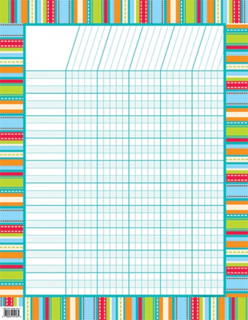 STRIPES & STITCHES CHART DOT