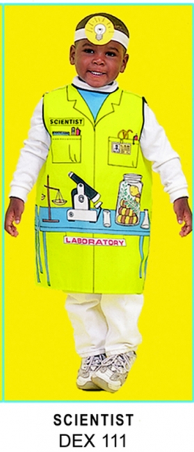 COSTUMES SCIENTIST