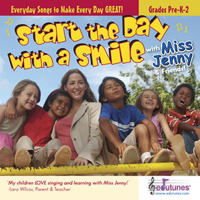 START THE DAY WITH A SMILE CD