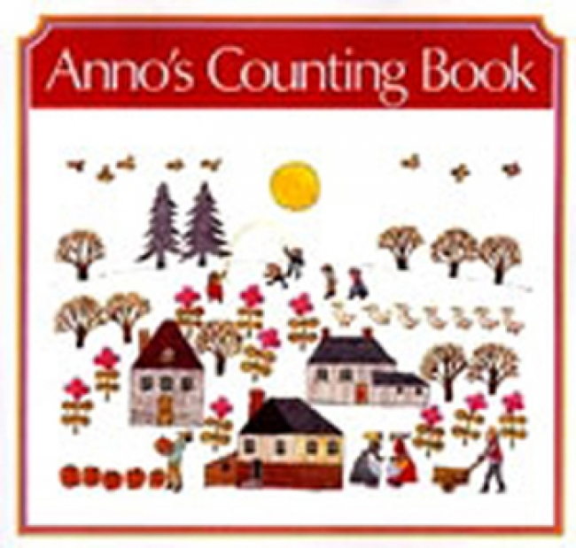 ANNOS COUNTING BOOK BIG BOOK