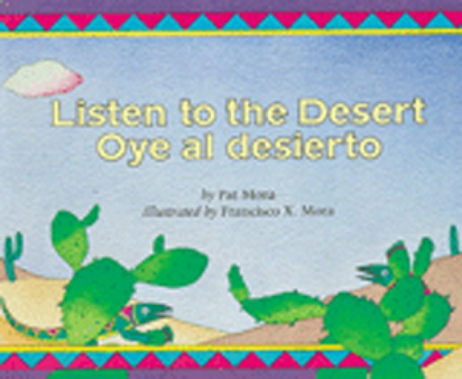 LISTEN TO THE DESERT OYE AL