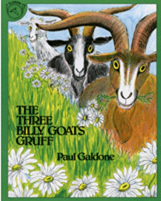 THE THREE BILLY GOATS GRUFF BIG
