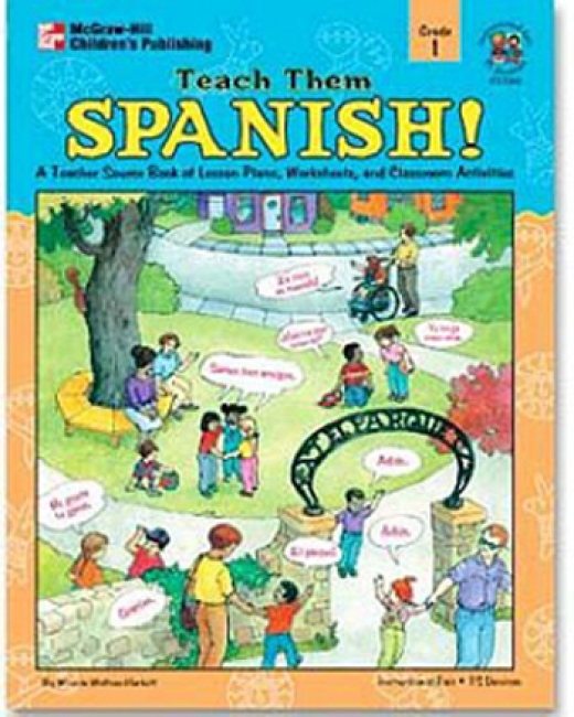 TEACH THEM SPANISH GR 1