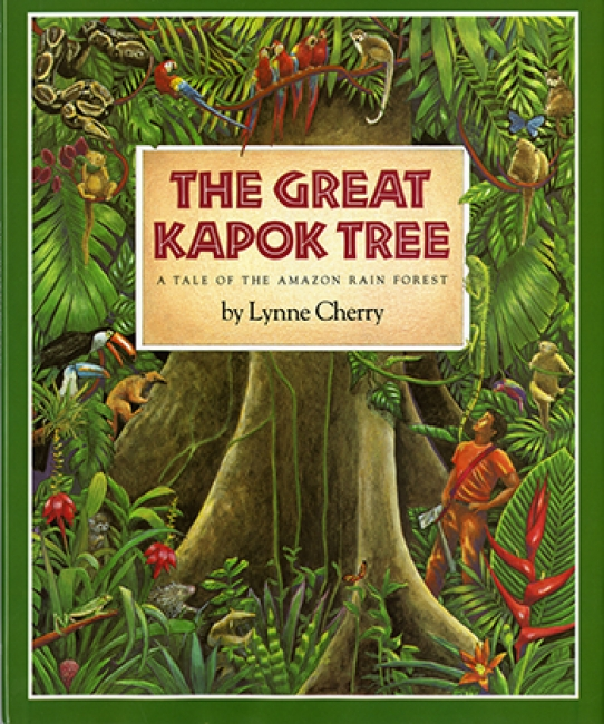 THE GREAT KAPOK TREE A TALE OF THE