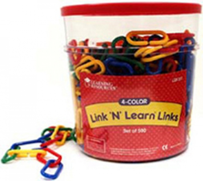 LINK N LEARN IN A BUCKET 1-5/8 X 3/  1-5/8 X 3/4 IN BUCKET