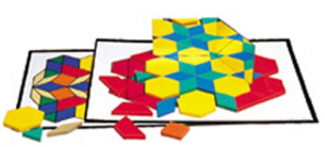 INTERMEDIATE PATTERN BLOCK CARDS  36 DESIGNS