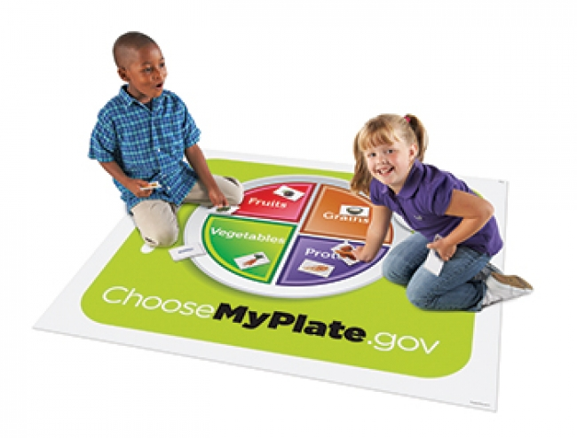 HEALTHY HELPINGS A MYPLATE ACTIVITY