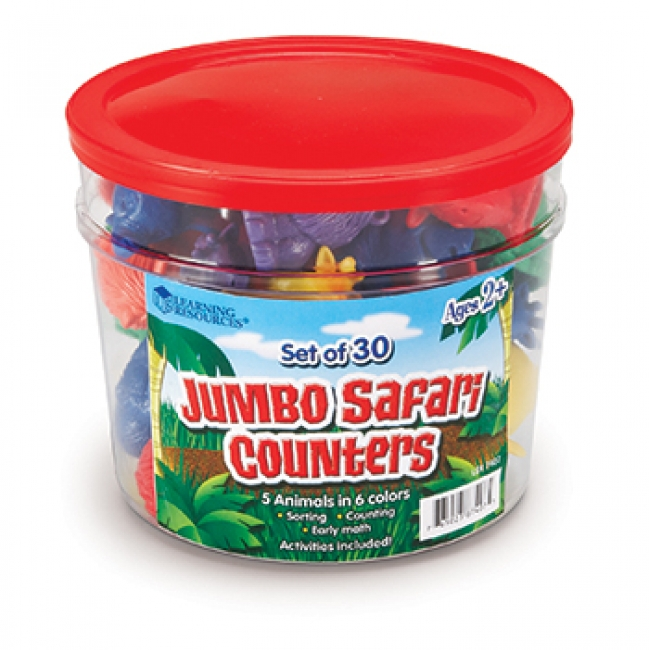 JUMBO SAFARI COUNTERS