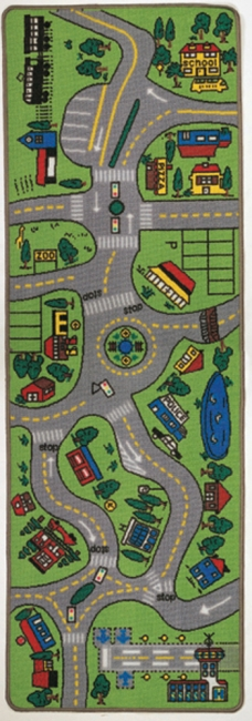 GIANT ROAD CARPET 27X80