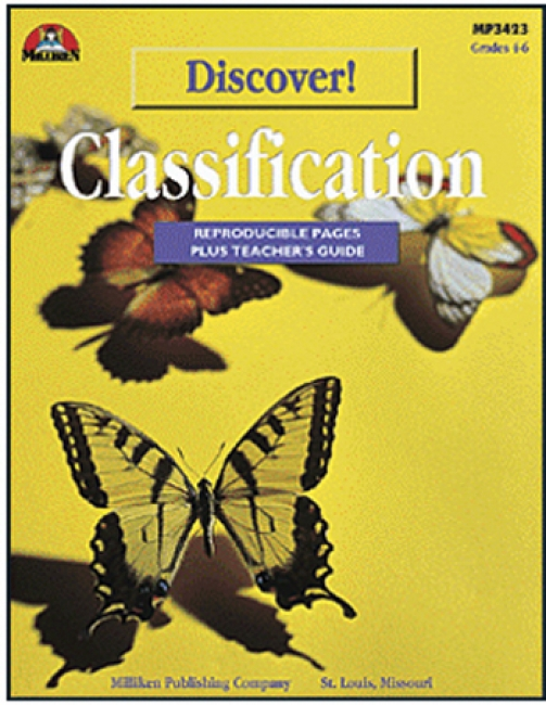 DISCOVER CLASSIFICATION GR 4-6