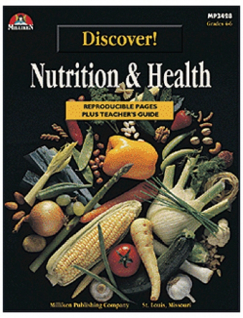 DISCOVER NUTRITION & HEALTH GR 4-6