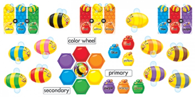COLOR BEES MINI BB SET