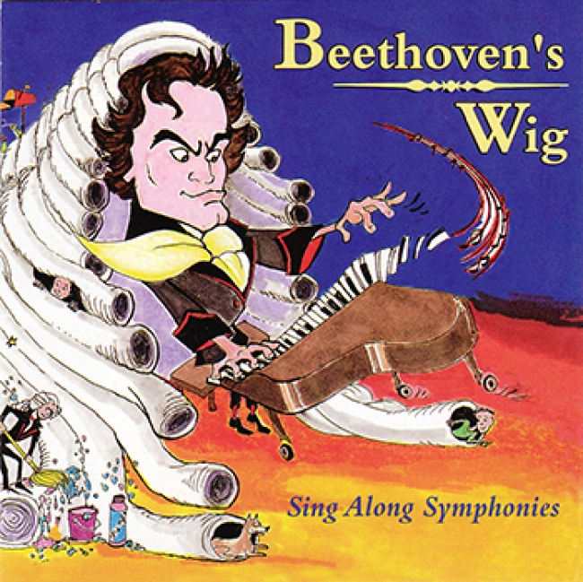 CLASSICAL MUSIC BEETHOVENS WIG