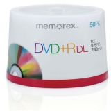 DVD+R Double Layer (8.5 GB)
