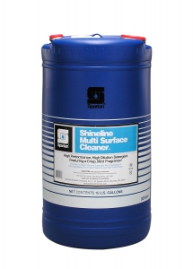 Shineline Multi Surface Cleaner - 15 Gal Drum