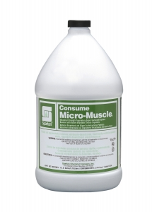 Consume Micro-Muscle - 1 Gal 4/Cse