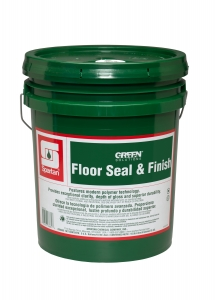 Green Solutions  Floor Seal & Finish - 5 Gal Pail