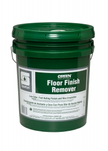 Green Solutions  Floor Finish Remover - 5 Gal Pail
