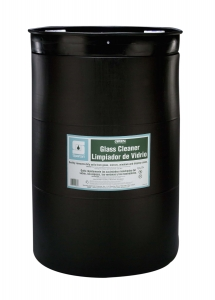 Green Solutions  Glass Cleaner - 55 Gal Drum