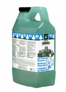 Green Solutions  All Purpose Cleaner 101 - 2 Liter 4/Cs