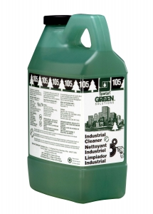 Green Solutions  Industrial Cleaner  105 - 2 Liter 4/Cs