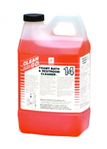 Foamy Bath & Restroom Cleaner   14 - 2 Liter 4/Cs