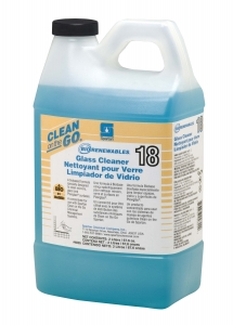 BioRenewables  Glass Cleaner   18 - 2 Liter 4/Cs