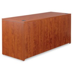 Valencia Series Credenza Shells, 65w x 23 3/5d, Medium Cherry