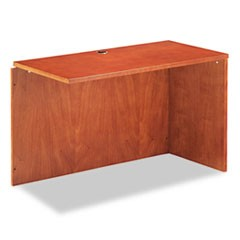Alera Verona Veneer Reversible Return Shell, 47 1/2w x 23 5/8d x 29 1/2h, Cherry