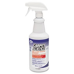 Spot And Stain Remover, 32oz Spray Bottle, 6/Carton