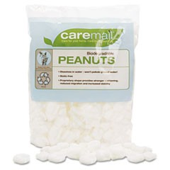 CareMail Dissolving Peanuts, 0.34 Cubic Feet