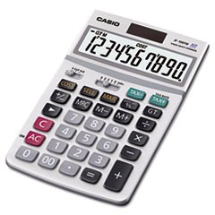 CALCULATOR,BASIC 10-DIG