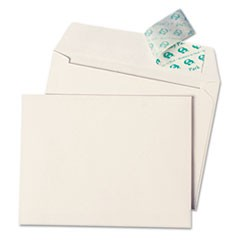 Redi Strip Greeting Card/Invitation Envelope, A-4, Contemp, 50/Box