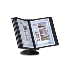 SHERPA Motion Desk System, 10 Panels, Black