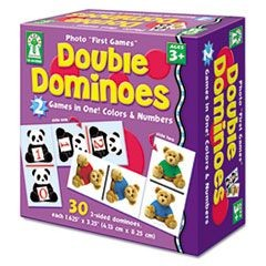 Photo First Games, Double Dominoes