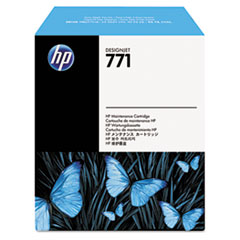 HP 771, (CH644A) Designjet Maintenance Cartridge